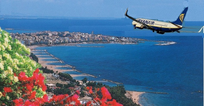 Ryanair Crotone