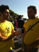 Agosto 2011: no alla discarica di corazzo