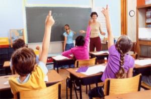 bambini scuola elementare