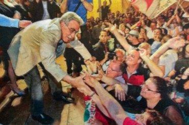 Elezione 2011 Peppino Vallone