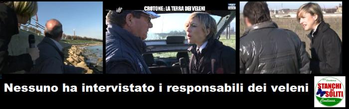 Interviste le Iene a Crotone