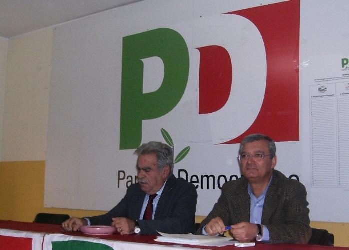 Peppino Vallone e Sergio Contarino