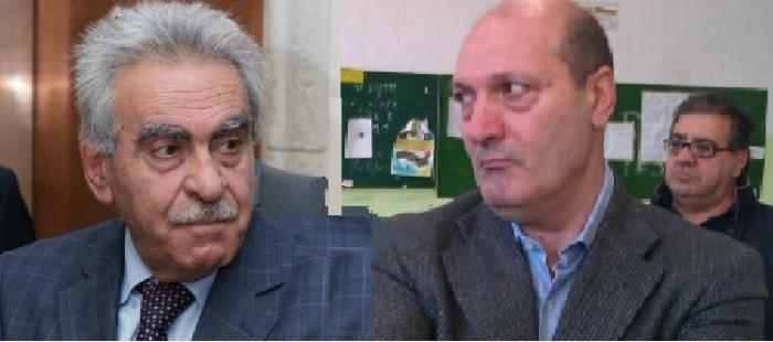 Peppino Vallone e Rocco Gaetani