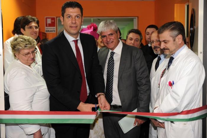 Inaugurazione Scopelliti