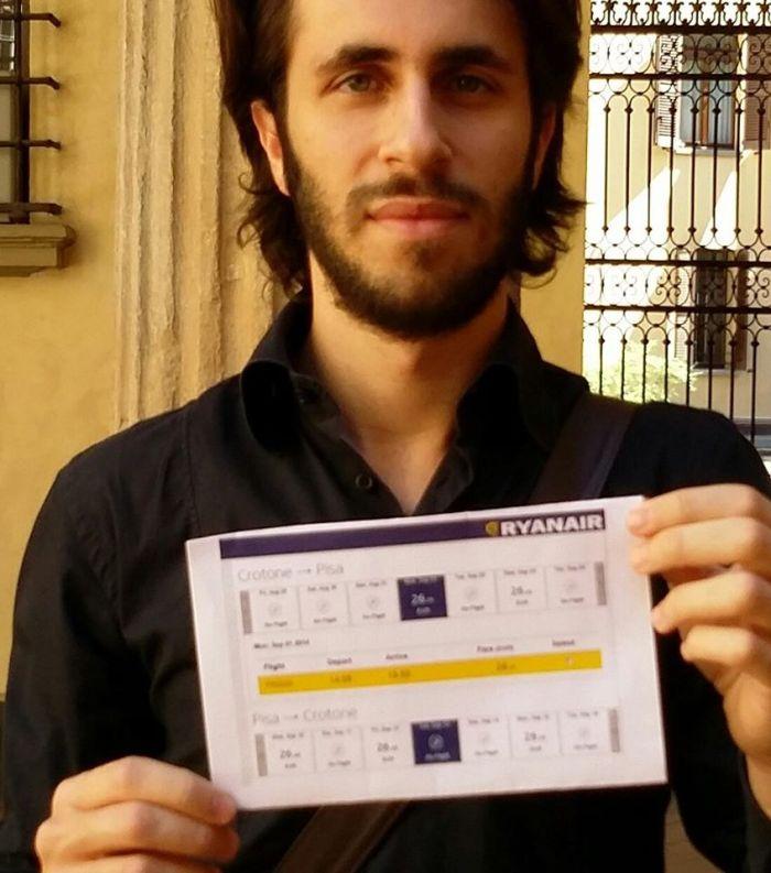 Andrea Arcuri - Ryanair Crotone