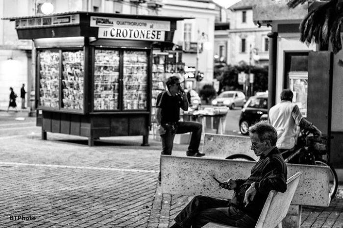 Piazza Crotone - foto di Tiziano Boscarato