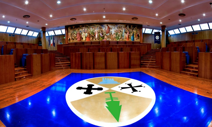 Aula Consiliare Regione Calabria